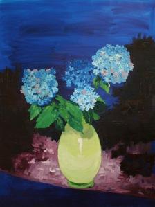 Hydrangeas, $450